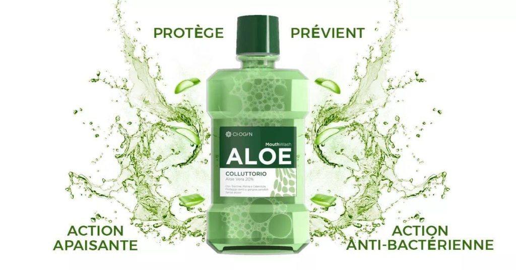 Bain de bouche Aloe Vera